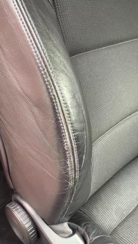 Leather Seat Bolster Repairs Chips & Scuffs Auto Cosmetics